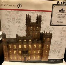 New ListingDept 56 Department 56 Downtown Abbey Series Downtown Abbey 4036506