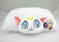 Sailor Moon Happy White Luna Cuddle Cushion Toy Transforming Pillow Xmas Gift