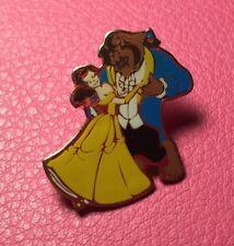 DISNEY PIN - Beauty and the Beast Dancing 1994 Peenware Belle Princess