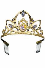 Girls Disney Princess Deluxe Tiara Rapunzel Crown #99635 Ages 4+ NEW