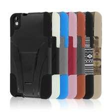For HTC Desire 816 Case MPERO IMPACT X Series Kickstand Protector Cover Skin