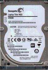 """Seagate 250GB 250 GB ST250LT012 2.5"""" 7MM HDD Laptop SATA 5400rpm Hard Drive"""