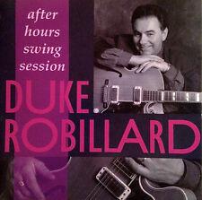 Duke Robillard – After Hours Swing Session , CD
