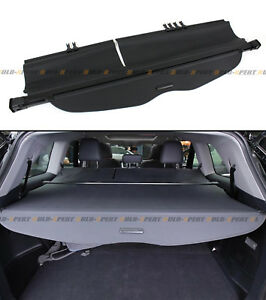 For 2014-2018 Toyota Highlander OE Style Retractable Cargo Cover Luggage Shade