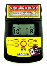 RADICA Ace Deuce Red Dog Poker Electronic Handheld Casino Card Game Travel Size