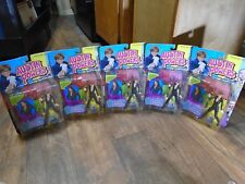 5--1999 MCFARLANE TOYS--AUSTIN POWERS MOVIE--VANESSA KENSINGTON FIGURES (NEW)