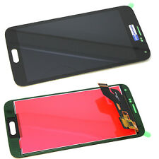 LCD Screen For Samsung Galaxy S5 Black Replacement Touch Digitizer Assembly UK