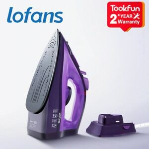 Cordless Electric Steam Iron for Garment Generator road wireless ironing