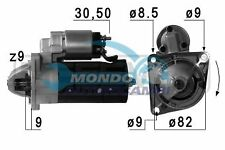 MOTORINO AVVIAMENTO FIAT BRAVO II 1.9 D Multijet 110KW 150CV 04/2007> 458550