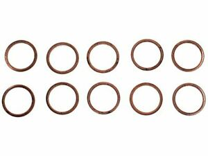 For 1982-1986 Chevrolet C20 Suburban Fuel Injector Seal Kit AC Delco 85595VB