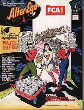 Alter Ego January 2002 Paul Reinman,Joe Kubert, Wonder Woman,Flash 070317nonDBE2