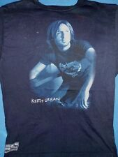 Keith Urban t shirt Live 06 tour mens size MEDIUM