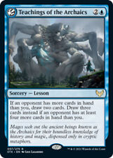*4x Teachings of the Archaics* Strixhaven: School of Mages MTG DeadGuyGames