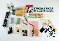 Vintage Mixed Assorted Lot of R/C Car and Other Parts, Suspension, Kyosho etc