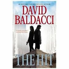 The Hit (Will Robie Series), Baldacci, David, Good Book
