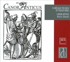 Of Polish Kings - Canor Anticus, New Music