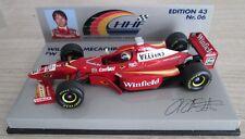 F1 1/43 WILLIAMS FW20 MECACHROME FRENTZEN WINFIELD 1998 MINICHAMPS