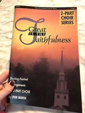 An Old Fashioned Christmas Choir sheet music Song book Singspiration 1978 Zonder