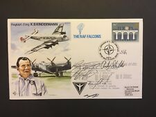 RAF TEST PILOT SERIES FLOWN/SIGNED COVER No. TP39#2 - MULTI DISCOUNT OFFERED