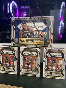LOS ANGELES LAKERS - 2020-21 Prizm Basketball - Mega Box Blaster Box Break LIVE