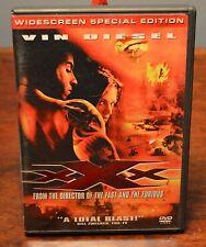 Xxx Dvd Vin Diesel Widescreen Special Edition