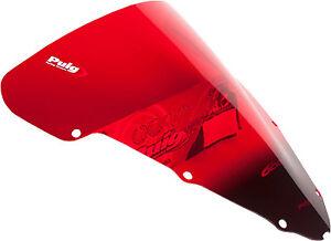PUIG RACING WINDSCREEN RED CBR 600F-4I 01-03 PART# 0861R NEW