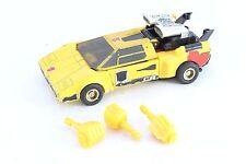 Transformers G1 Sunstreaker Missing One Missile & Gun