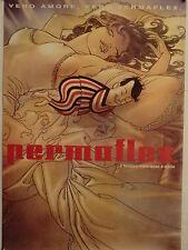 PERMAFLEX il famoso materasso a molle - illustrato da Milo Manara manif. TELATO