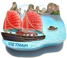 3D Halong Bay Hanoi Vietnam, High Quality Resin 3d Fridge Magnet