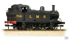 32-227B Bachmann OO/HO Gauge Fowler Class 3F 0-6-0 (Jinty) 7341 LMS Black