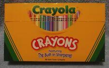 Crayola box of 96 Crayons