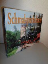 Schmalspurbahnen - Deutschland, Österreich, Schweiz von Ingo Ehrlich (2005)