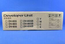 Kyocera DV-865C Developer Cyan -B