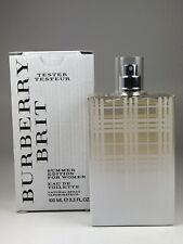 Burberry Brit Summer Edition For Women 3.3 oz 3.4 oz 100 ml EDT Spray NEW Tester