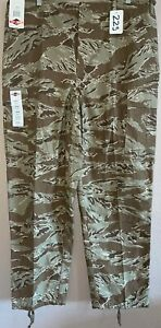 Tru-Spec Desert Tiger Stripe Ripstop BDU Pant Large Regular NWT 2_225