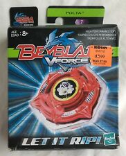 BEYBLADE V FORCE LET IT RIP POLTA RARE NEW IN SEALED BOX 2003 NISB