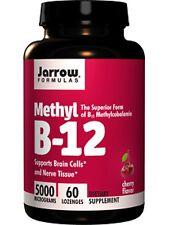 Methyl B-12 5000mcg - Jarrow Formulas - 60 Lozenges
