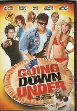 GOING DOWN UNDER -  DVD - NEW