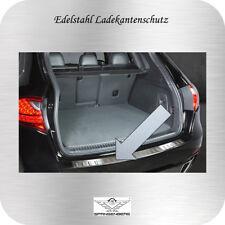 Profil Ladekantenschutz Edelstahl für Porsche Cayenne I SUV vor Mopf 06.10-10.14