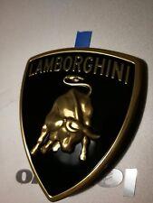 Emblem Lamborghini   Hood original