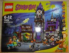 LEGO® Scooby Doo Mystery Mansion Spukschloss 75904 NEU OVP