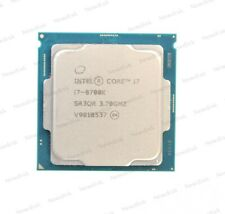 Intel Core i7-8700K 8th Gen Prozessoren 3,70 GHz CPU 6 Cores 12MB 95W SR3QR
