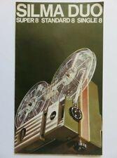 299 - Pub Projecteur Silma duo - Italie 1968