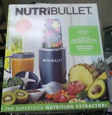 NutriBullet  Nutrition Extractor Blender Juicer, 600 Watt ,New nb-bx1180d-23
