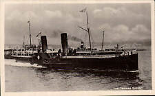 Isle of Man Paddle Steamer The Monas Queen.