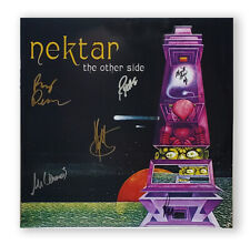Autographed! Nektar The Other Side Cd