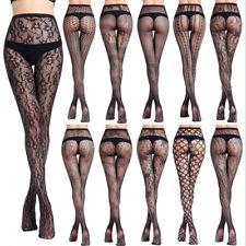 Sexy Damen Strumpfhose Netz Hole Strumpfhosen Socken Tights Strümpfe LeggingsNEU