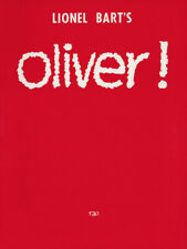 Oliver The Musical Lionel Bart Vocal Score & Piano Sheet Music 32 Songs Book