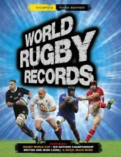 World Rugby Records-Chris Hawkes