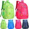 Kids Boys Teenages Nylon Sports Gym Travel School Backpack Rucksack Shoulder Bag